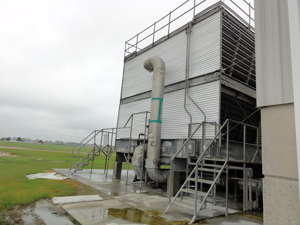 Federal Bureau of Prisons – Replace Two 750 Ton Cooling Towers